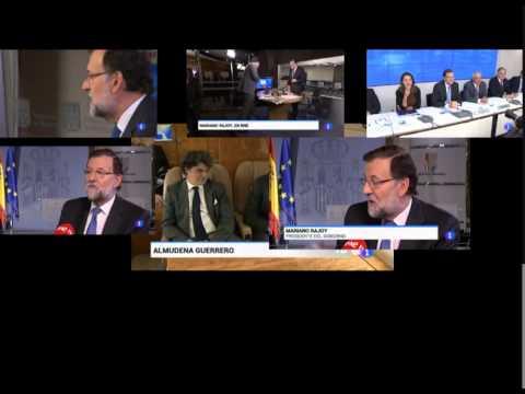 Un ejemplo de la televisión pública de Rajoy