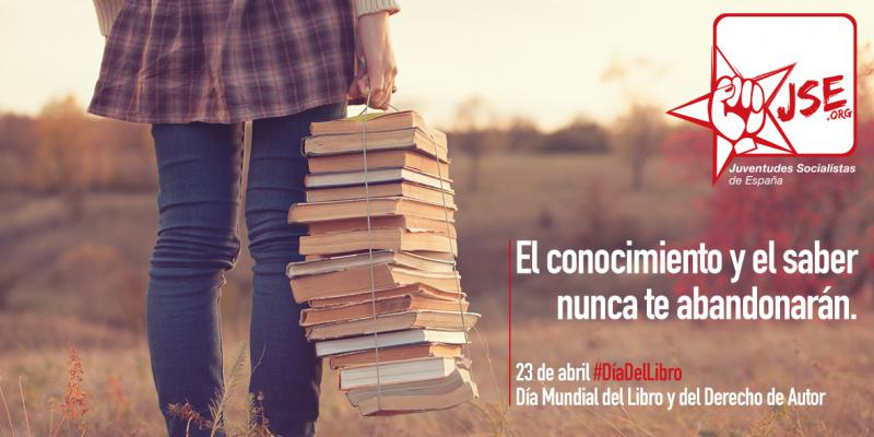 El conocimiento y el saber nunca te abandonarán
