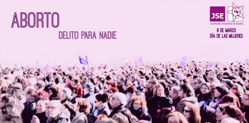 CAMPAÑA POR EL 8 DE MARZO, DíA DE LAS MUJERES