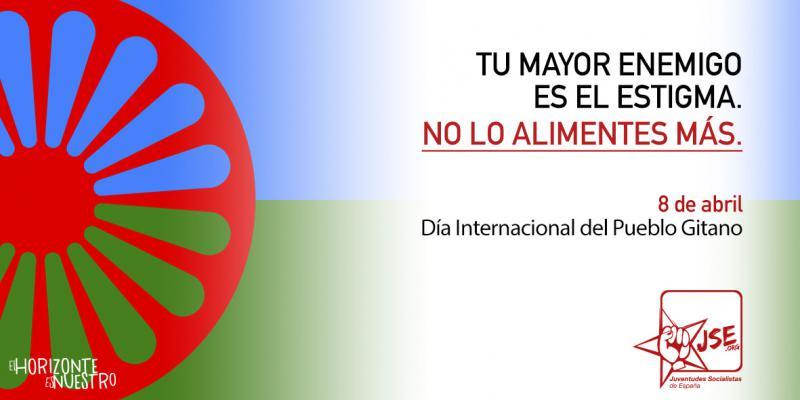 JSE lanza una campaña por el Día Internacional del Pueblo Gitano