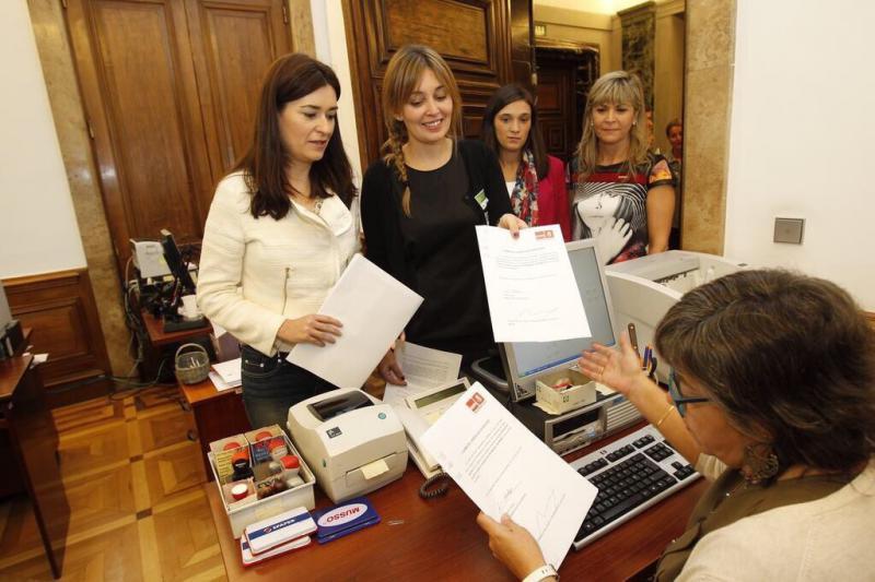JSE registra en el Congreso una PNL para instar al Gobierno a actuar contra la desigualdad de género