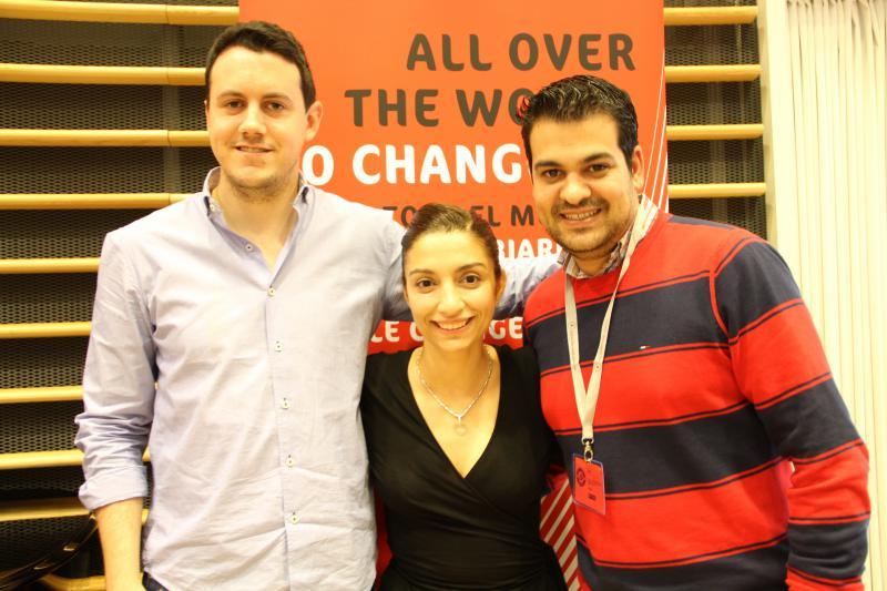 JSE renueva su compromiso con la Internacional de Jóvenes Socialistas en su XXX Congreso