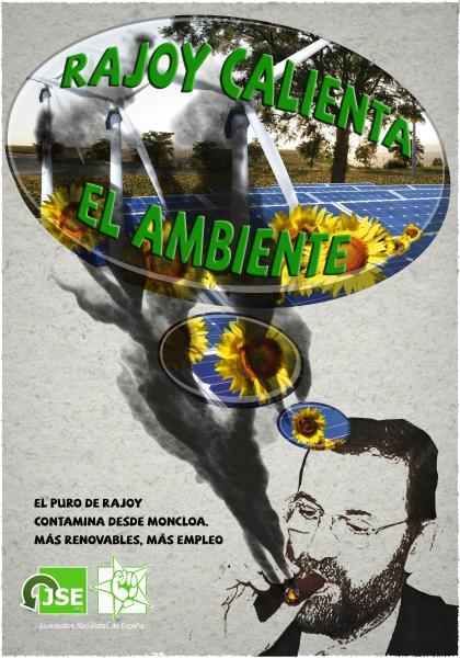 Campaña JSE Rajoy calienta el ambiente