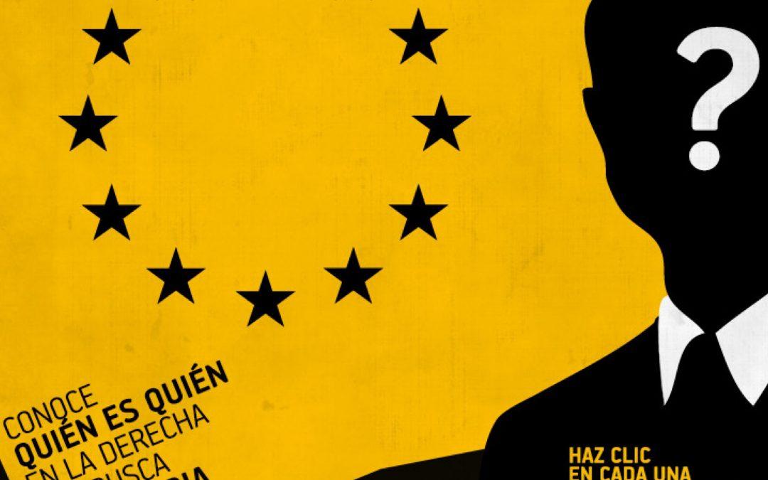 """JSE: """"Cañete no ha comprendido que no representa la Europa de cambio por la que clama la juventud"""""""