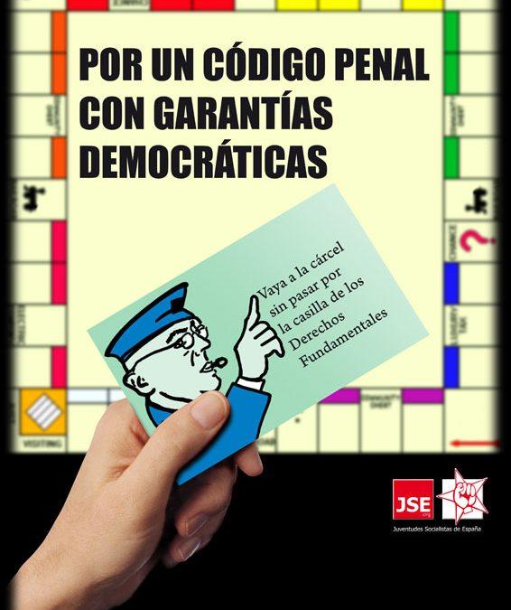 """JSE afirma que el Código Penal que propone el PP """"es una involución en derechos"""""""