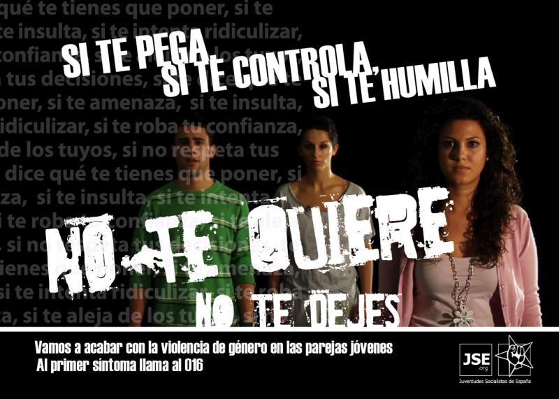 Campaña Día Internacional de la Mujer 2010