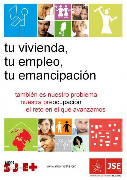 Campaña de Información sobre políticas de Emancipación 2007