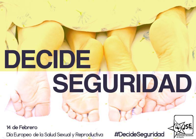 #DecideSeguridad – Campaña por el Día de la Salud Sexual y Reproductiva