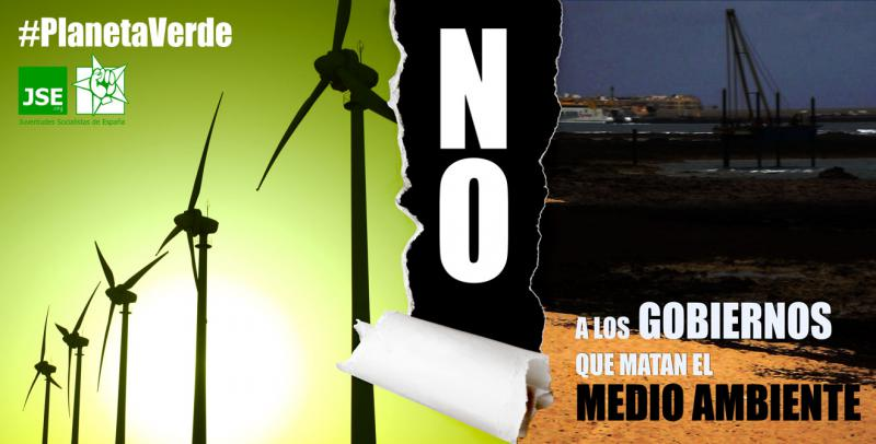 """JSE: """"El futuro no son ni el petróleo ni el fracking, son las renovables"""""""