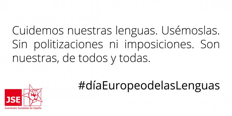 Dí­a Europeo de las Lenguas