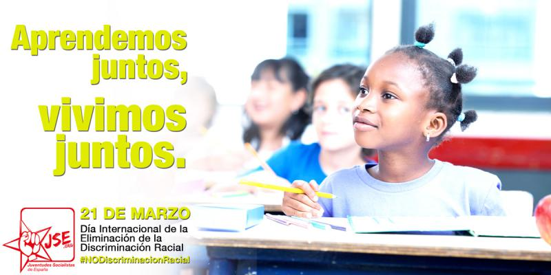 """JSE: """"La base para la no discriminación de los inmigrantes está en la educación"""""""