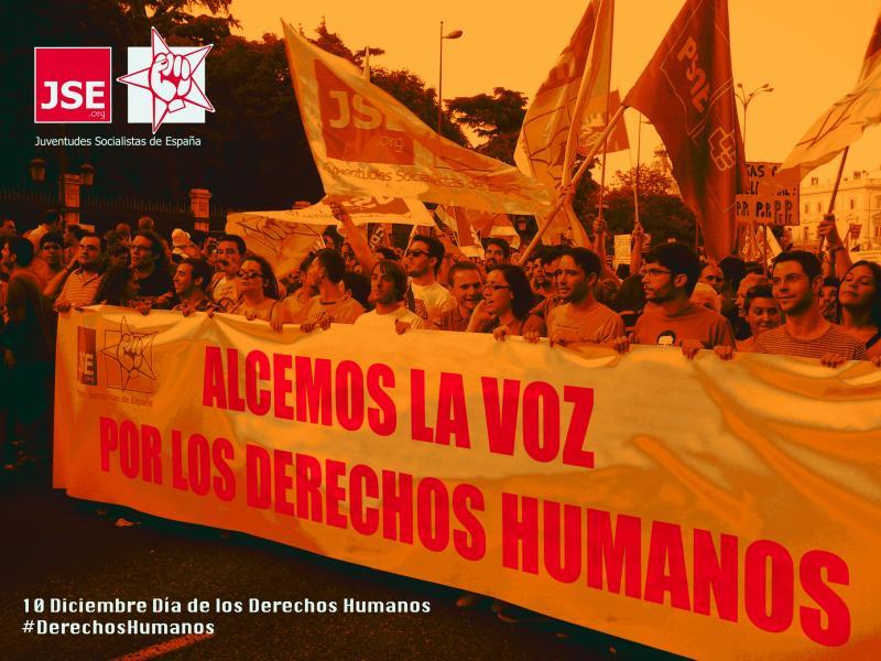 Campaña JSE Derechos Humanos
