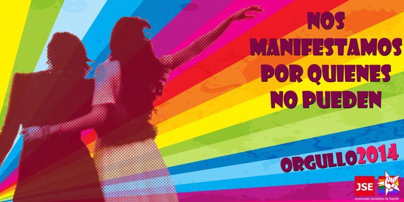 CAMPAÑA ORGULLO LGTB 2014