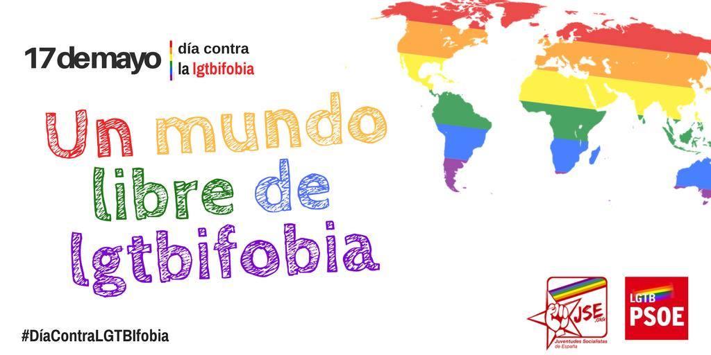 Manifiesto del Día Internacional contra la Homofobia, Transfobia y Bifobia