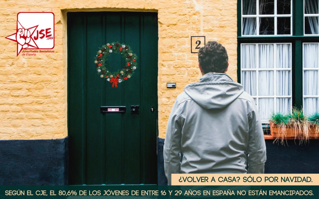 JSE exige al Gobierno que implemente políticas activas de acceso a la vivienda para los jóvenes.