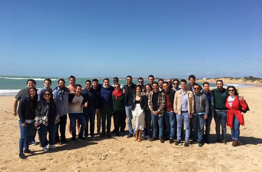 Juventudes Socialistas prepara con su Consejo Federal el 'Summer Camp' que se celebrará en julio en Rota.
