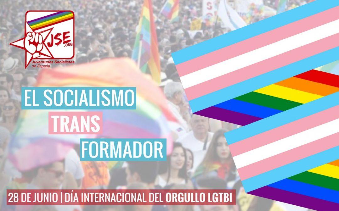 JSE reivindica en el Día del Orgullo LGTBI hacer efectiva la despatologización de la transexualidad.