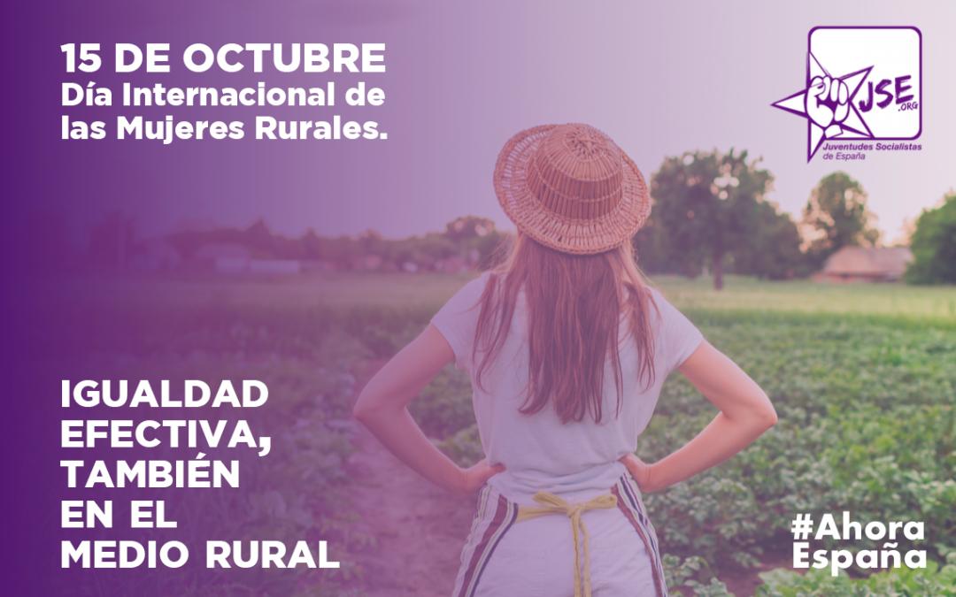 JSE reivindica el empoderamiento de las mujeres en el medio rural.