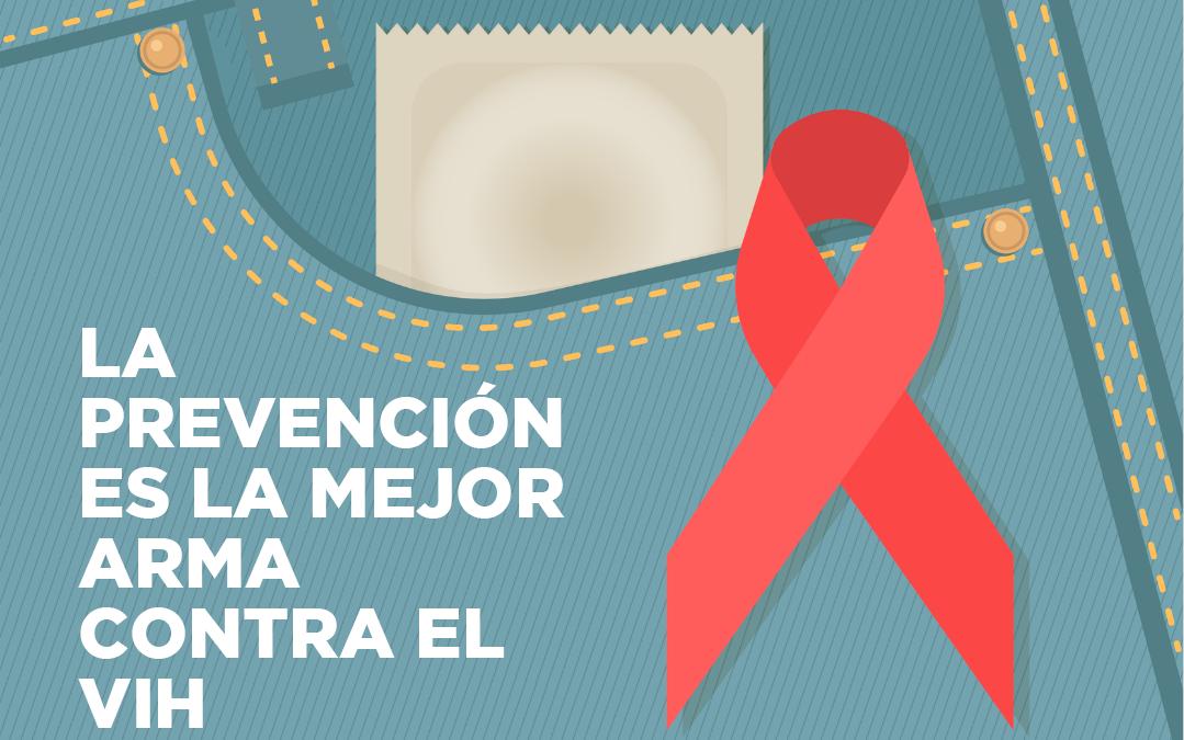 Juventudes Socialistas recuerda la importancia del uso del preservativo en las relaciones sexuales en el Día Mundial de la lucha contra el VIH.