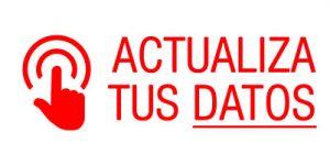 Actualiza tus datos - Juventudes Socialistas de España - jse.org
