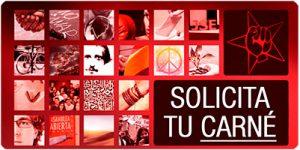 Solicita tu carné - Juventudes Socialistas de España - jse.org