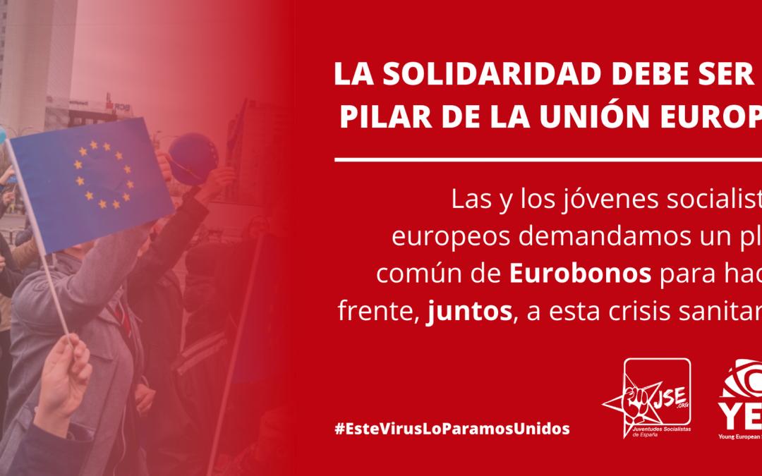 Comunicado de Young European Socialists sobre COVID-19