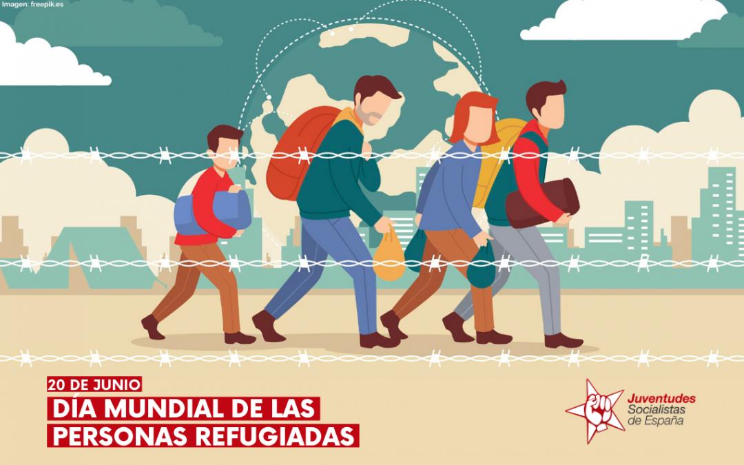 JSE pone en valor la solidaridad hacia los más vulnerables con motivo del Día Mundial del Refugiado.