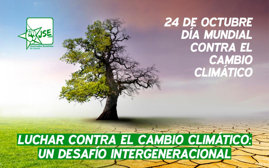 Luchar contra el cambio climático: un desafío intergeneracional.