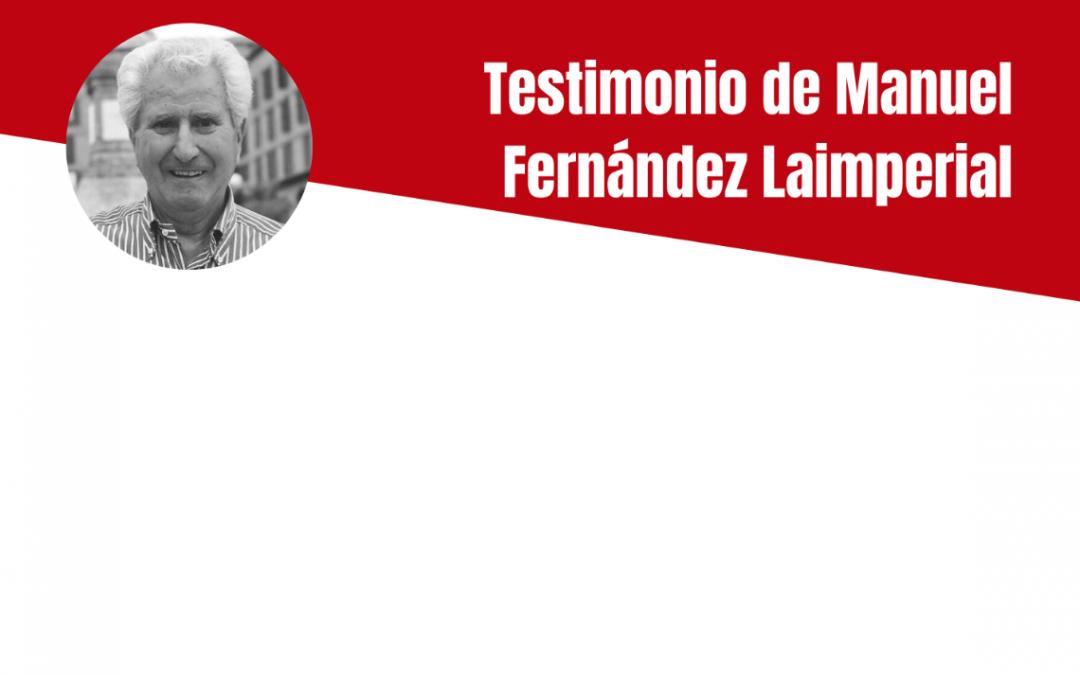 Testimonio de Manuel Fernández Laimperial