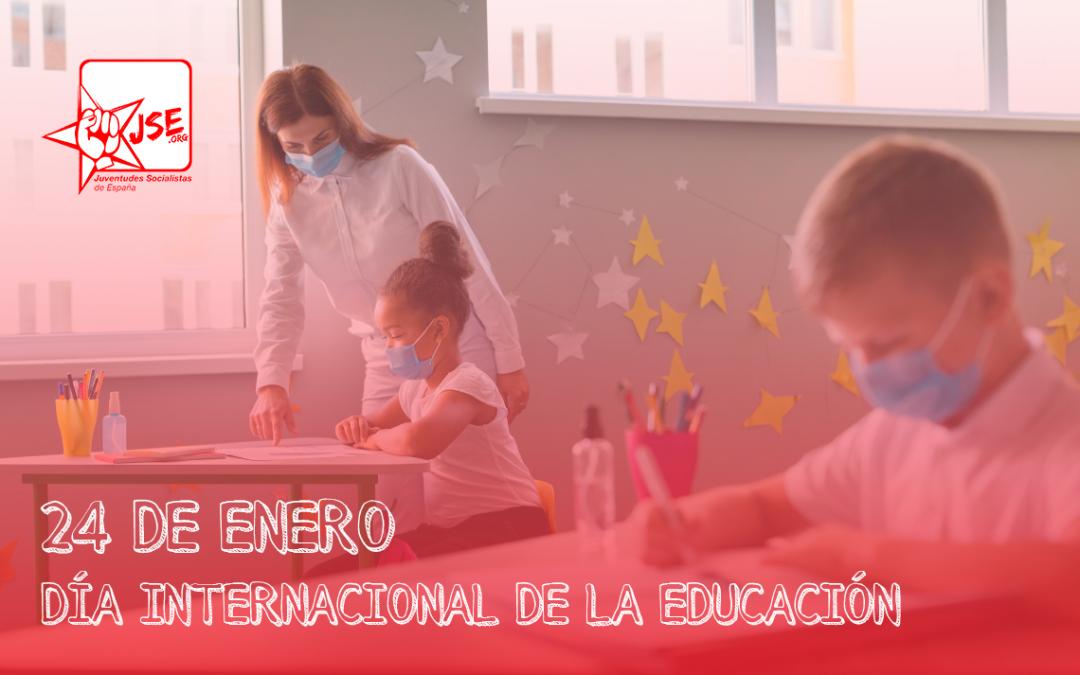 Educación: derecho humano, bien público y responsabilidad colectiva.