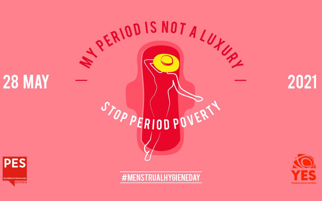 JSE reivindica la necesidad de mejorar el acceso a los productos de higiene en el Día Internacional de la Salud para las Mujeres.